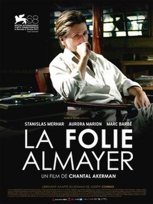 Almayer's Folly (film) - French poster