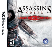 Assassin's Creed: Altaïr's Chronicles - Wikipedia