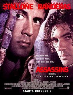 <i>Assassins</i> (film) 1995 film by Richard Donner