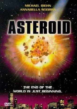 Asteroid (film) - Image: Asteroid DVD97