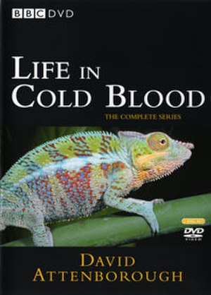Life in Cold Blood - Region 2 DVD cover