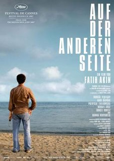 <i>The Edge of Heaven</i> (film) 2007 film by Fatih Akın