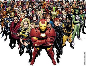 Avengers: The Initiative - Image: Avengers Initiavive number 1