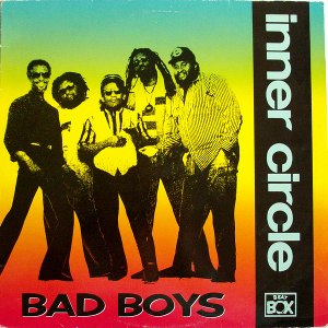 Bad Boys (Inner Circle song) - Image: Bad Boys Inner Circle Sweden 1990