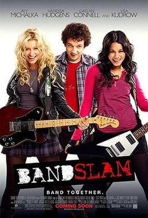 Bandslam - Theatrical release poster