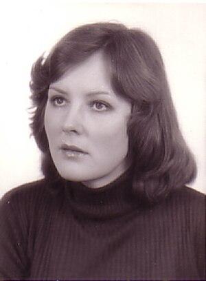 Barbara Adams (Egyptologist) - Adams c. 1980