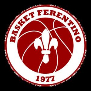 Basket Ferentino - Image: Basket Ferentino logo