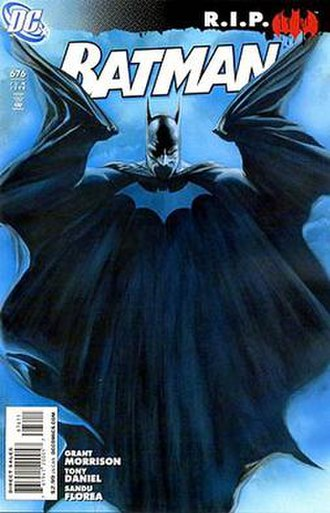 Batman R.I.P. - Image: Batman 676