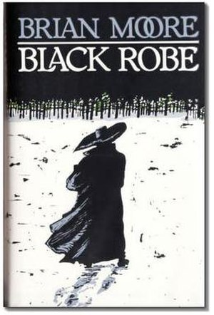 Black Robe - First UK edition
