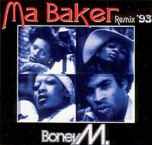 Boney M. - Ma Baker (Remix '93 (1993 single).jpg