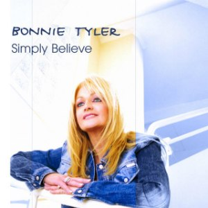 Simply Believe - Image: Bonnie Tyler Simply Believe