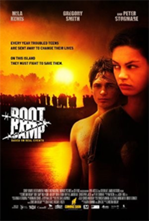 Boot Camp (film) - Image: Boot Camp Poster