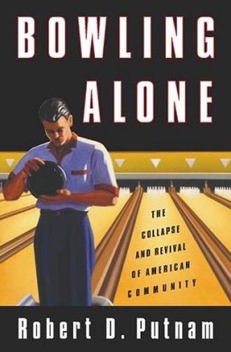 Bowling Alone - Image: Bowling Alone