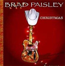 Brad Paisley Christmas.Brad Paisley Christmas Wikipedia