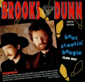 Boot Scootin' Boogie - Image: Brooks Dunn boot scootin boogie sml