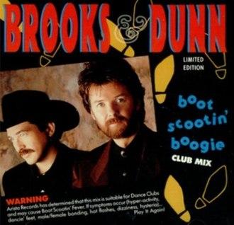 Boot Scootin' Boogie - Image: Brooks Dunn boot scootin boogie sml
