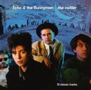 The Cutter (album) - Image: Bunnymen thecutteralbum