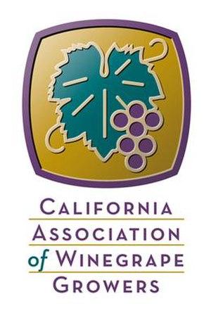 California Association of Winegrape Growers - California Association of Winegrape Growers Logo