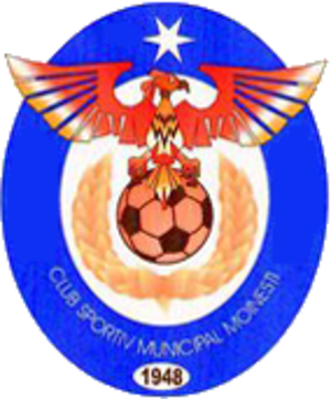 CSM Moinești - Image: CSM Moinești logo