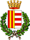 Coat of arms of Cava de' Tirreni