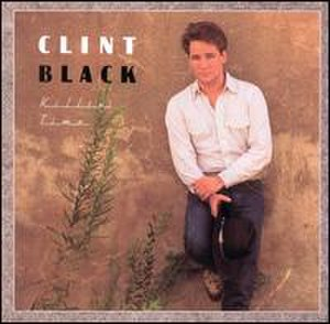 Killin' Time (Clint Black album) - Image: Clint Black Killin'Timealbumcove r