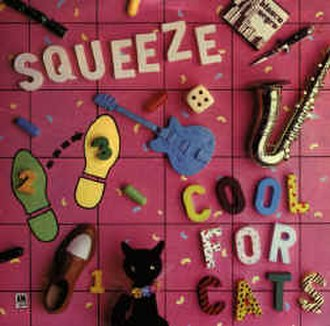 Cool for Cats (song) - Image: Cool for cats single