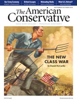 The American Conservative - October 2016 issue