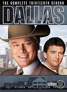 Dallas (1978) Season 13 DVD cover.jpg