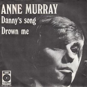 Danny's Song - Image: Danny's Song Anne Murray