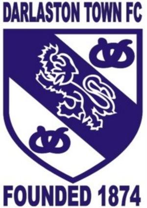 Darlaston Town F.C. - Image: Darlaston Town F.C. logo