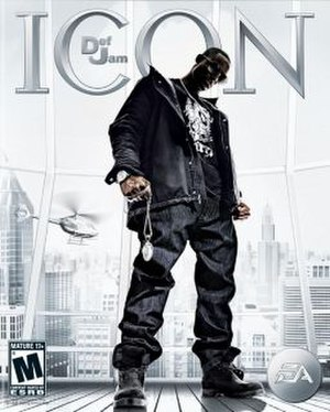Def Jam: Icon - Image: Def Jam Icon Game Cover