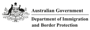 Department of Immigration and Border Protection - Image: Department of Immigration and Border Protection (Australia) logo
