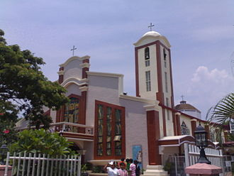 Cabuyao - Diocesan Shrine of San Vicente Ferrer, Mamatid