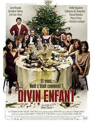 Divin Enfant - French release poster