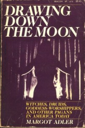 Drawing Down the Moon (book) - The first edition cover of the book.