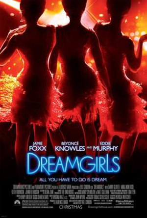 Dreamgirls (film) - Theatrical release poster