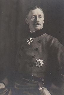 Friedrich Ferdinand, Duke of Schleswig-Holstein Duke of Schleswig-Holstein