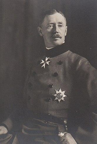 Friedrich Ferdinand, Duke of Schleswig-Holstein - Image: Duke FRIEDRICHFERDINAND