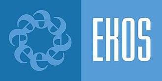 Ekos Research Associates - Image: EKOS Reseach Associates logo