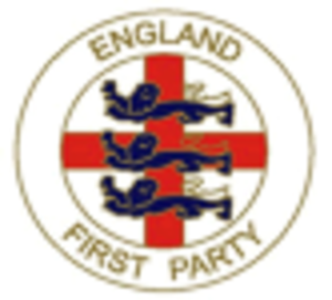 England First Party - Image: England First Party logo