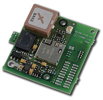 Embedded serial to WiFi module