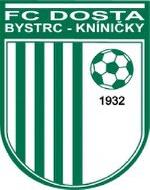 FC Dosta Bystrc-Kníničky - Image: FC Dosta Bystrc Kníničky logo