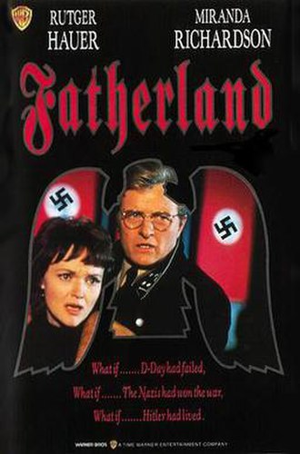 Fatherland (1994 film) - Theatrical release poster