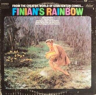 Finian's Rainbow (Stan Kenton album) - Image: Finian's Rainbow (Stan Kenton album)