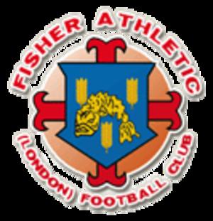 Fisher Athletic F.C. - Image: Fisherathleticfc
