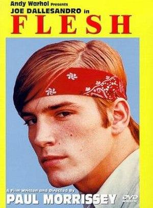 Flesh (1968 film) - Image: Flesh cover