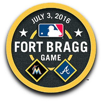 Fort Bragg Game - Logo for the Fort Bragg Game