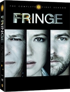 <i>Fringe</i> (season 1) season of television series
