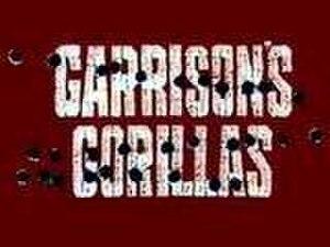 Garrison's Gorillas - Opening Screen for Garrison's Gorillas