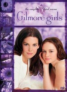 <i>Gilmore Girls</i> (season 3)